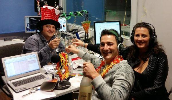 NOCHE VIEJA TRAKFM 31 y 1 ENERO 2017