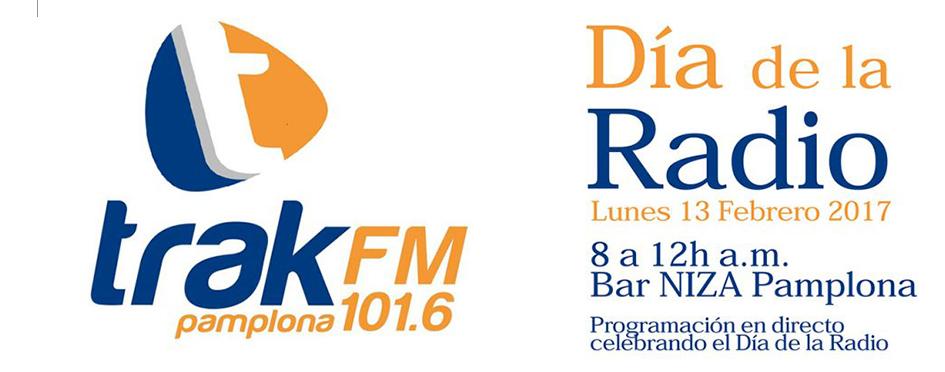 El Día de la Radio en Trak FM desde el Café Niza