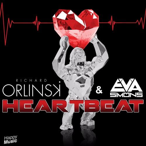 RICHARD ORLINSKI & EVA SIMONS – HEARTBEAT