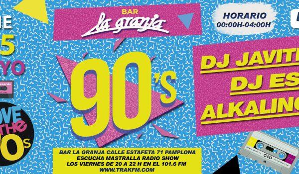 I LOVE 90s Pamplona 25 Mayo