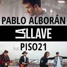 PABLO ALBORAN FEAT PISO 21 – LA LLAVE