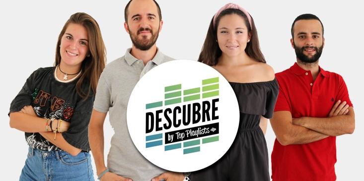 DESCUBRE! el programa de las novedades por Top