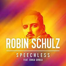 ROBIN SCHULZ FEAT ERIKA SIROLA – SPEECHLESS