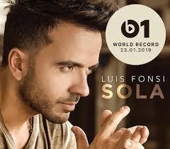 LUIS FONSI – SOLA