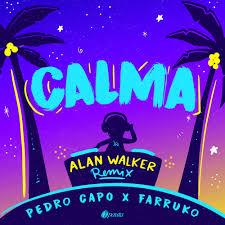 PEDRO CAPÓ, FARRUKO & ALAN WALKER – CALMA (ALAN WALKER REMIX)
