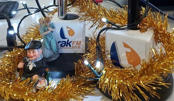 TRAK FM NAVIDAD MONTAMOS EL BELEN + XMAS TRAKs