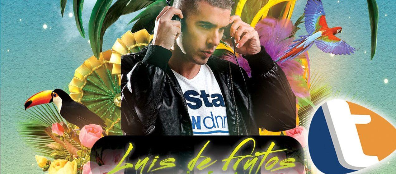 MUSIC FACTORY URBAN-DANCE-LATINO CON el dj LUIS DE FRUTOS