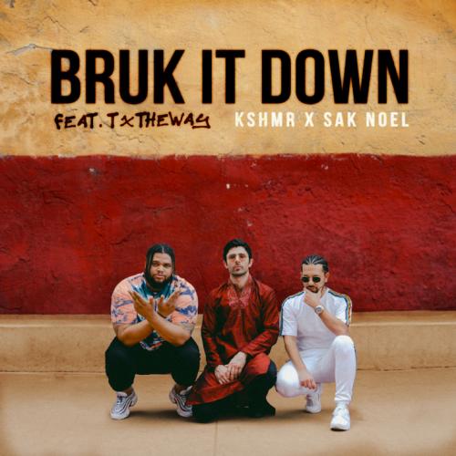 KSHMR x Sak Noel – Bruk It Down (Feat. TxTHEWAY)