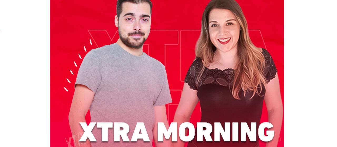 XTRA MORNING MATINAL 6 A 10H TRAKFM