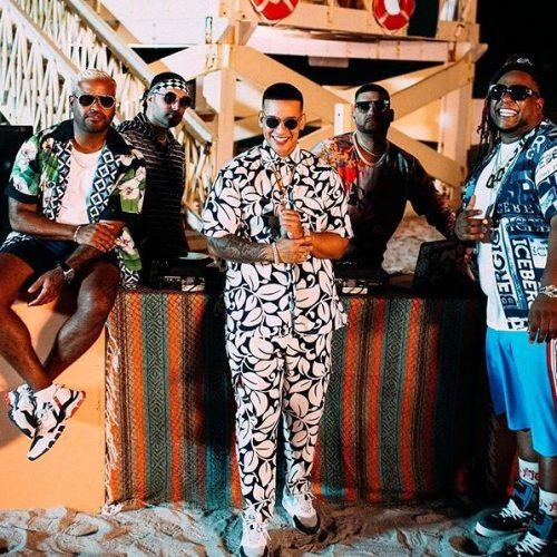 Daddy Yankee, Play-N-Skillz, Zion & Lennox – Bésame