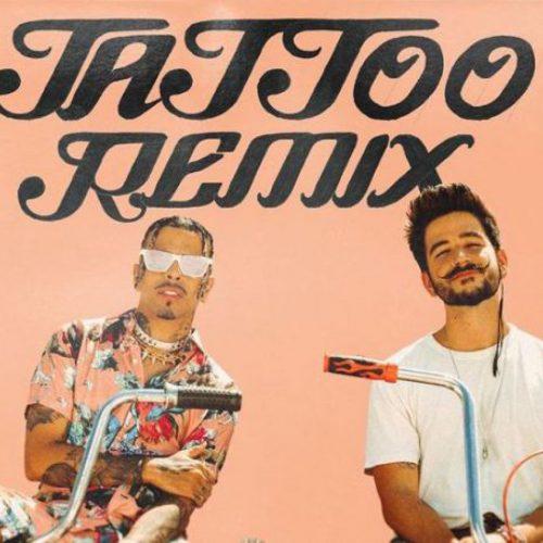 Rauw Alejandro & Camilo – Tattoo Remix