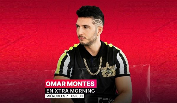 OMAR MONTES EN XTRA MORNING TRAKFM
