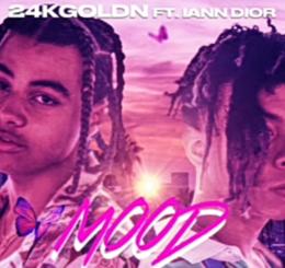 24kGoldn ft. Iann Dior – Mood