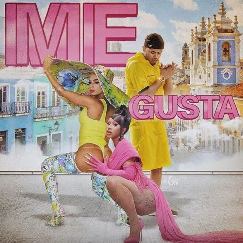 Anitta «Me Gusta» (Feat. Cardi B & Myke Towers)