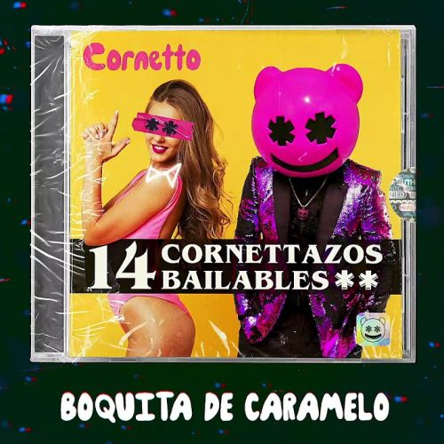 CORNETTO – Boquita De Caramelo