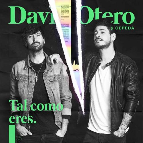 David Otero & Cepeda – Tal Como Eres