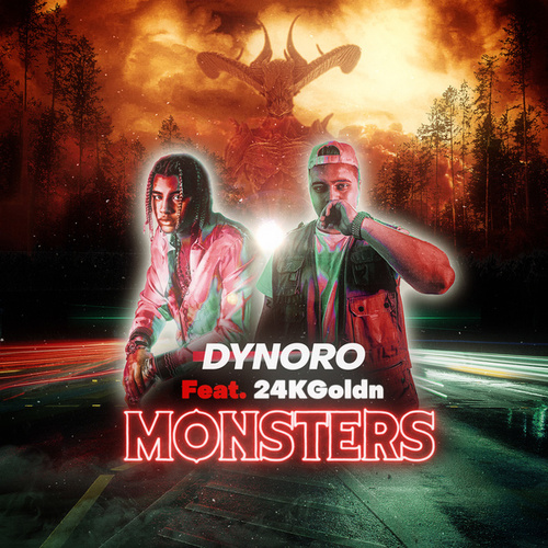 Dynoro – MONSTERS (feat. 24kGoldn)