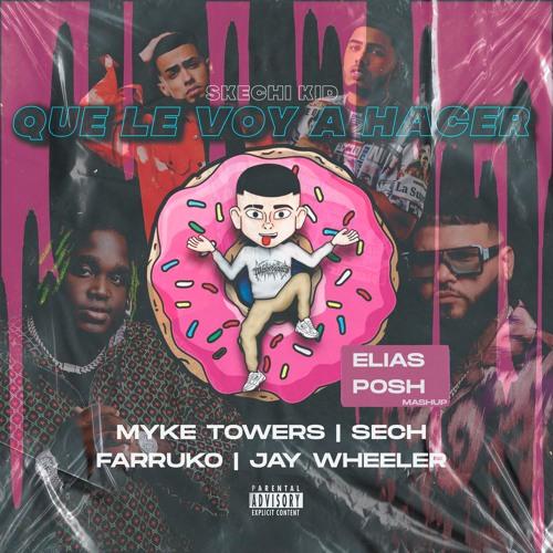 Skechi Kid, Farruko, Myke Towers, Sech & Jay Wheeler – QUE LE VOY A HACER (Elias Posh Mashup)